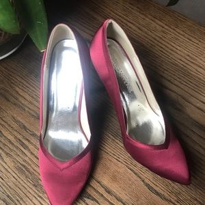 Elegant Park heels